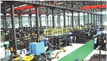 No.1 Manufacturing workshop