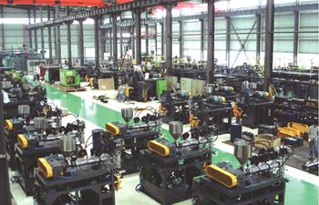 No.2 Manufacturing workshop