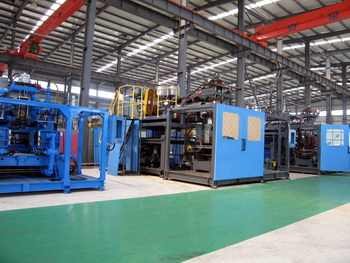 No.3 Manufacturing workshop